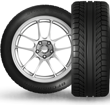 BFGOODRICH G-Force Sport Comp 2