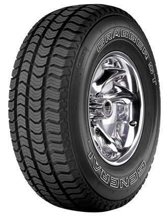 GENERAL TIRE Grabber ST